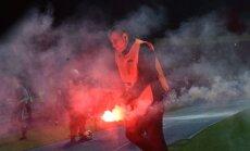 ФИФА нещадно штрафует Украину за бардак на трибунах