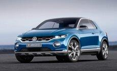 VW gatavo 'Nissan Juke' konkurentu uz 'Polo' bāzes