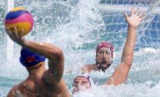Riodežaneiro vasaras olimpisko spēļu vīriešu ūdenspolo turnīra rezultāti (12.08.2016.)
