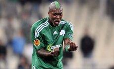 Futbolists Sisē aizturēts par bijušā komandas biedra šantažēšanu
