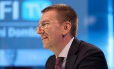 Ринкевич на форуме латышей мира рассказал про быстрый рост народного хозяйства