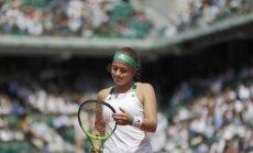 Ostapenko Īstbornas WTA 'Premier' turnīru sāks no otrās kārtas