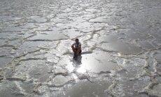Āfrikā kā uz Mēness: latviešu ceļotāji dodas uz sāls kanjoniem, lavas tuksnešiem un Allaha geizeriem