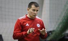 Latvijas U-19 futbola izlases treneris Basovs: Federāciju kausā pārbaudīsim komandas pašreizējo līmeni