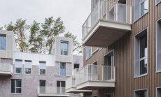 ФОТО: В Юрмале построен новый жилой комплекс Jasmine Garden