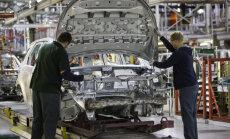 'Jaguar Land Rover' plāno rūpnīcu Austrumeiropā