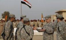 ASV Irākā dislocēs papildu spēkus, paziņo Kārters