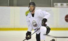 Latvijas hokeja izlase treniņus pirms Sočiem uzsāk 12 hokejistu sastāvā