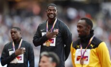 Pasaules čempions sprintā Džastins Getlins apsūdzēts dopinga kontrabandā