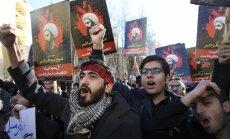 Saūda Arābija sarauj diplomātiskās saites ar Irānu