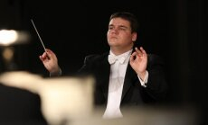 Mūzika kā pēdējais miera bastions. Diriģents Andris Poga pasaulē un Klusajā nedēļā Latvijā