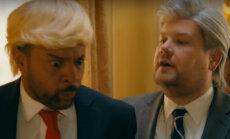 'Tas nebiju es': tapusi asprātīga parodija par Trampu