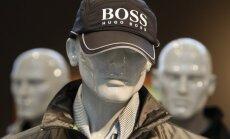 Latvijā reģistrēta jauna kompānija 'Hugo Boss Latvia'