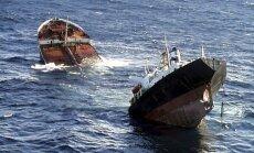 Nogrimušā 'Prestige' lietā par atbildīgiem atzīst kuģa kapteini, īpašnieku un apdrošinātāju