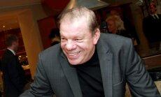 Lipmans vēlas palikt LHF prezidenta postenī; kongresā uzteic pats savu ieguldījumu