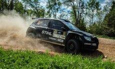 Dalībai 'Rally Talsi' pieteicies vairāk nekā pussimts ekipāžu