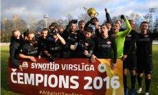 LFF jauno čempionvienību 'Spartaks' soda par necienīgu sezonas noslēgumu