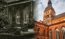 Рижские маршруты: легенды и истории Домского собора и Крестовой галереи