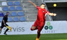 'Skonto', 'Spartaks' un 'Jelgava' futbolisti izstājas no UEFA Eiropas līgas