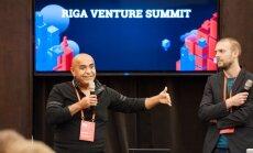 Foto: Eksperti 'Riga Venture Summit' diskutē par 'startup' vides uzlabošanu