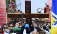 Sāksies Pasaules Jauniešu dienu krusta ceļojums pa Latviju