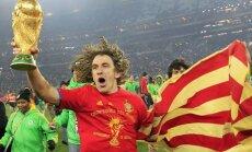 Slavenais Pujols turpmāk strādās 'Barcelona' kluba vadībā