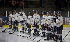 'Kurbada' hokejisti IIHF Kontinentālā kausa trešās kārtas otrajā spēlē zaudē 'Junostj'
