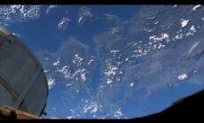 Video: NASA kosmonauti nofilmē unikālu ģeogrāfijas pamācību