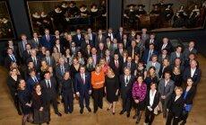 Nākamgad Rīgā notiks ES galvaspilsētu mēru samits