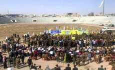 ASV atbalstītie kurdu spēki pasludina galēju Rakas atbrīvošanu