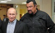 Sīgals slavē Putinu un Krievijas FDD
