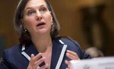 ASV diplomāte nosoda 'terora varu' Krimā un Austrumukrainā