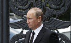 Путин уличил власти Украины в нарушении перемирия