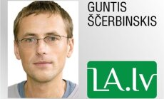 Guntis Ščerbinskis, 'Latvijas Avīze': Maigā nevarība