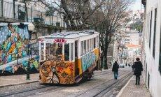 Lisabona: fantastiska arhitektūra, krēmkūciņas un skaistas kurpes – idejas dažu dienu atpūtai