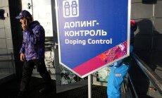 Krievu olimpieši tiek turēti aizdomās par jauna dopinga izmantošanu