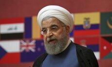 ASV nosaka Irānai jaunas sankcijas raķešu programmas dēļ