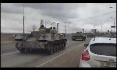 Video: Dagestānā pret protestējošajiem šoferiem nosūta smagos ieročus