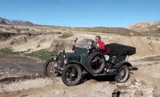 Video: Brauciens apkārt pasaulei ar 100 gadu vecu 'Ford Model T'