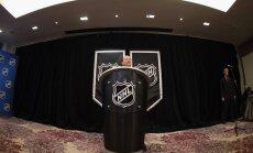 NHL draftā pirmoreiz kopš 2002.gada izraudzīti trīs latvieši