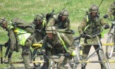 Foto: Somijas divriteņu armija