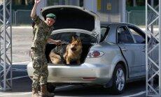 Kaujās Donbasā krituši jau 64 Ukrainas robežsargi