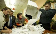 EDSO novērotāji: vēlēšanās Krievijā vērojama valsts un valdošās partijas iejaukšanās