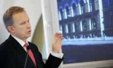 'Lēni ieveļamies pašapmierinātībā' - Rimšēvičs kritizē budžetu