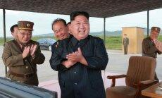 Ziemeļkoreja centīsies panākt pret valsti noteikto sankciju mīkstināšanu, pauž eksperts