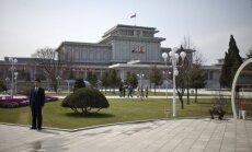 Ziemeļkorejā svin Kima Irsena dzimšanas dienu