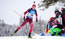 Latvijas vadošie biatlonisti parakstījuši vēstuli IBU Krievijas dopinga lietā