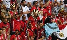 Pēc sešu gadu pārtraukuma Ēģiptes futbola čempionātā tribīnēs ielaidīs skatītājus