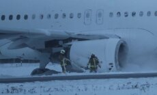 'Smartlynx' lidmašīnai ārkārtas nolaišanās brīdī bija apstājušies abi dzinēji, skaidro izmeklētāji