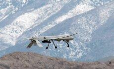 Bezpilota lidaparāta triecienā Pakistānā nogalināti septiņi kaujinieki